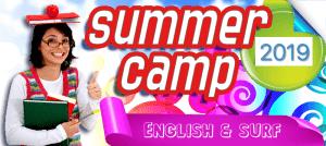 campamentos verano 2019