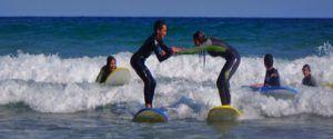 2018 Summer surf Camp