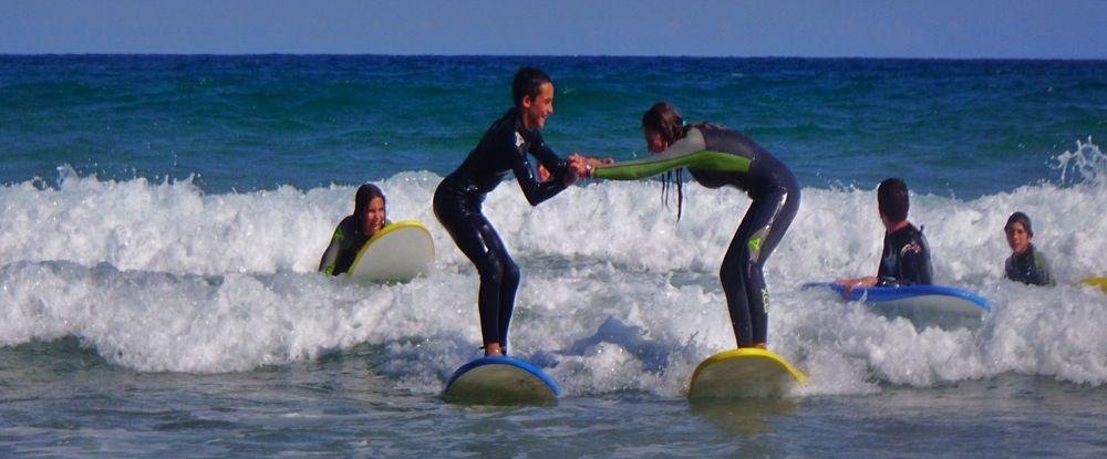 2019 Surf Camp in Spain