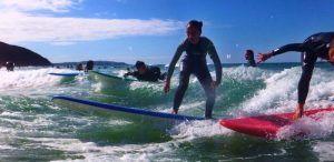 Campamentos de verano en españa con surf english