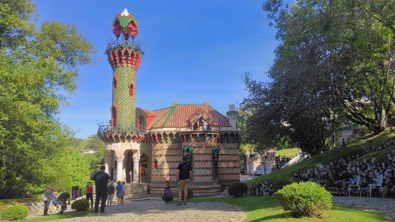 Modernismo, los comienzos de Gaudi y la naturaleza como inspiración