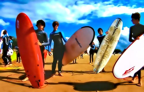 surf camp 2016 verano