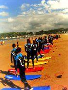 Campamentos de surf 2018 verano