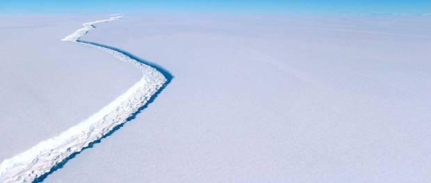 Enero de 2017, un verano en la Antártida