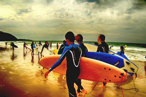 2020 surf camp