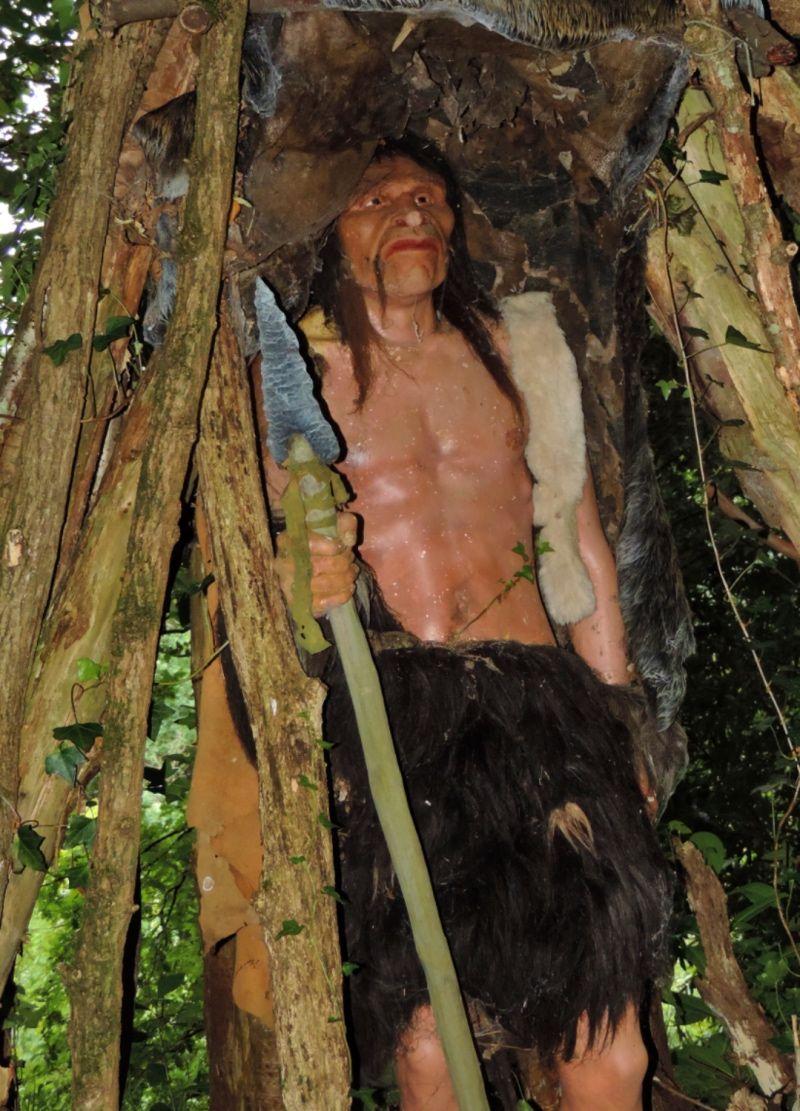 El hombre que habitó cantabria hace miles de años y pinto las cuevas