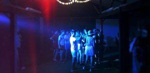 Discoteca en el albergue FIESTA FIN DE CURSO