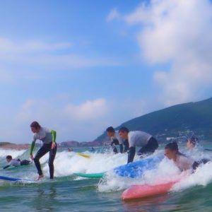 surfing viajes colegios