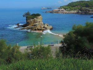 Bahía de Santander, península de la Magdalena