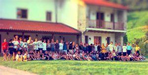 Mejores campamentos en ingles sin salir de España