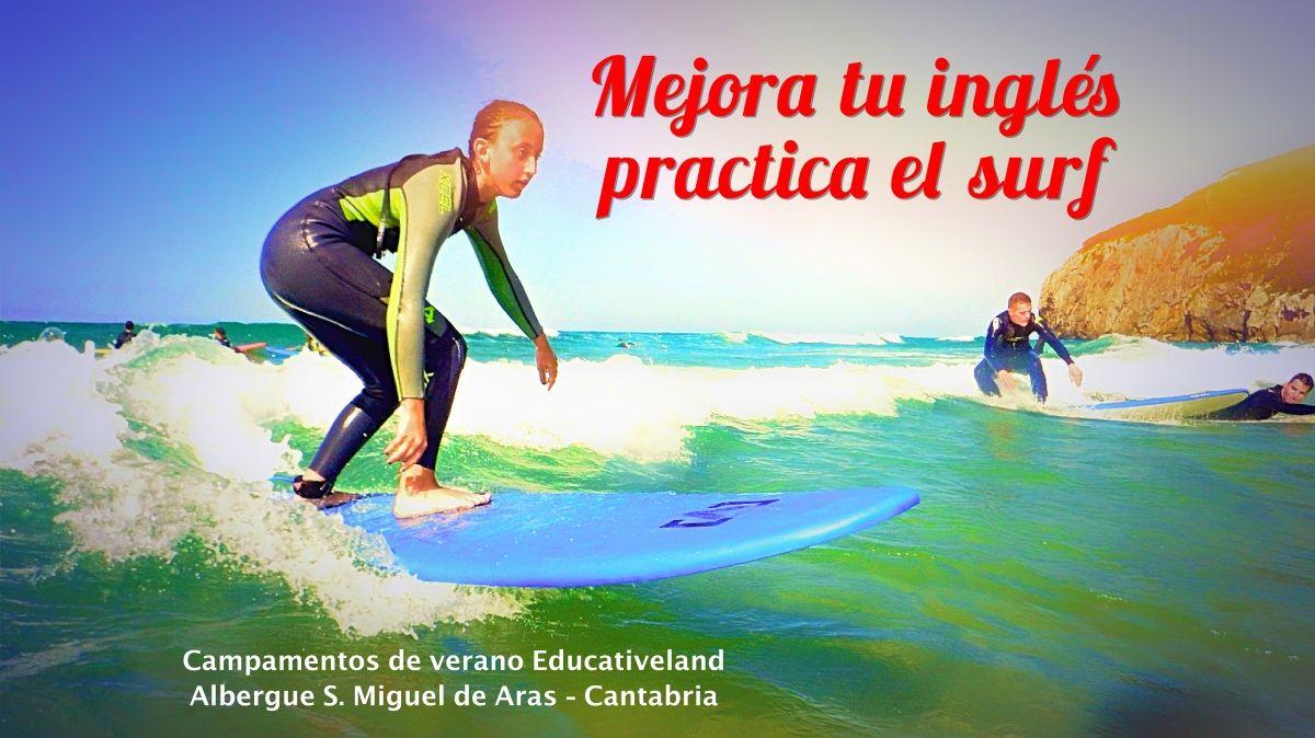 Actividades deportivas en el medio costero campus verano